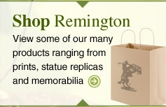 Shop Remington Ad