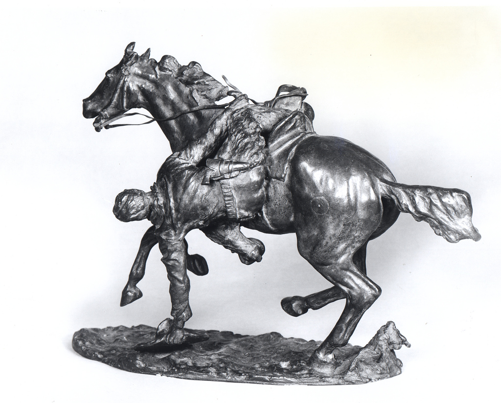Farnham and Horse Sculpting