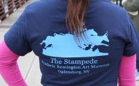 The Stampede 5k/10k walk and run
